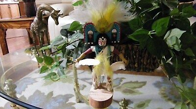 "KACHINA  DOLL  "" Butterfly Maiden "" By  Robert Morning Sky"