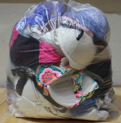 HUGE Job Lot 5.5 KG of Womens BRAS Mixed Sizes and Styles Various Brands - 203