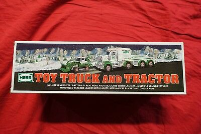 Hess Truck 2013 Toy Truck and Tractor