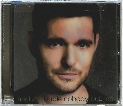 Nobody But Me by Michael Buble Bublé CD, Brand New, Factory Sealed