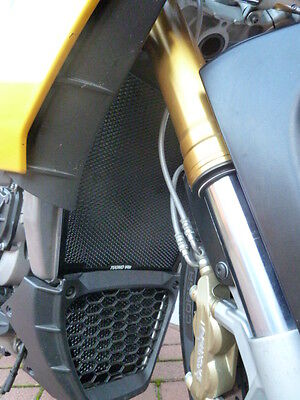 Aprilia RSV4R APRC Rad Guard and Oil Cooler guard Set 2009 to 2015