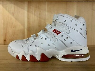 Authentic Nike Air Max 2 CB (Charles Barkley) 94 Silver