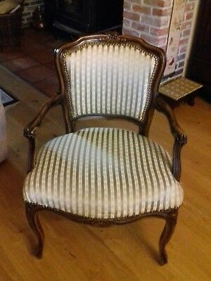 Lovely Vintage Louis XVI Style Chair
