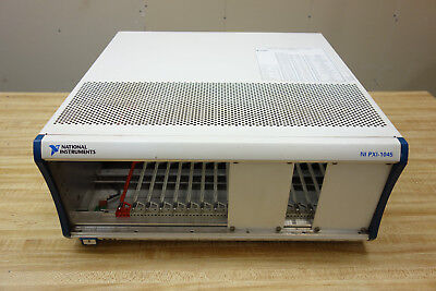 National Instruments NI PXI-1045 w/NI PXI 8186 6534 2503 6040E 6713 7350 Modules