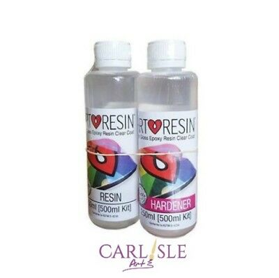 ArtResin 2 Part  946ml or 236ml kit, Choose Your Size