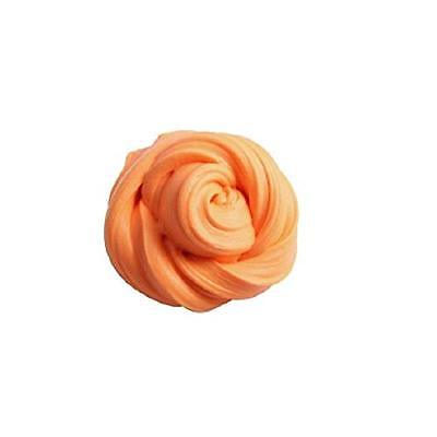 COMIART Air Dry Ultra-light Plasticine and Modeling Clay Orange Color 100g