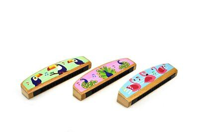 NEW Kaper Kidz Wooden Exotic Bird Harmonica from Baby Barn Discounts