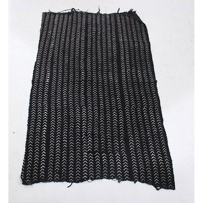 Authentic  Mudcloth Fabric African Mali Mud Cloth Handwoven