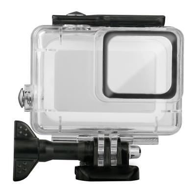 Diving Underwater Waterproof Protective Case Cover for Gopro Hero 7 White Silver