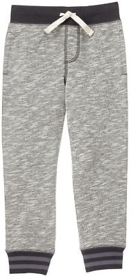 Gymboree Jogger Sweatpant Toddler Boys' Size XS (4) Fall Winter Gray Comfy Pants