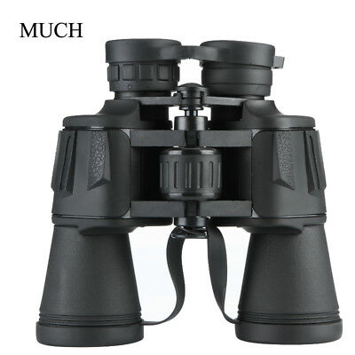 35x50 Zoom Day Night Vision Outdoor Travel HD Binoculars Hunting Telescope+ Case