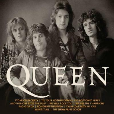 Queen: Icon (Cd)