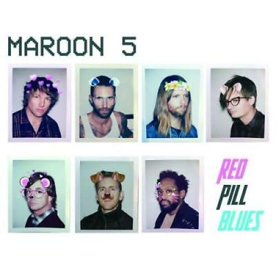 Maroon 5: Red Pill Blues (Cd.)