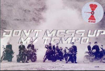 Exo: Exo The 5Th Album 'don't Mess Up My (Andante Ver.) (Cd)