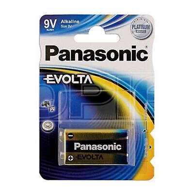 Panasonic Evolta PP3 9V Battery - 12 Blister Packs of 1 (30649)