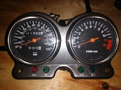 2005 Suzuki Gs500F Gs 500 F Speedo Tach Gauges Display Cluster Speedometer