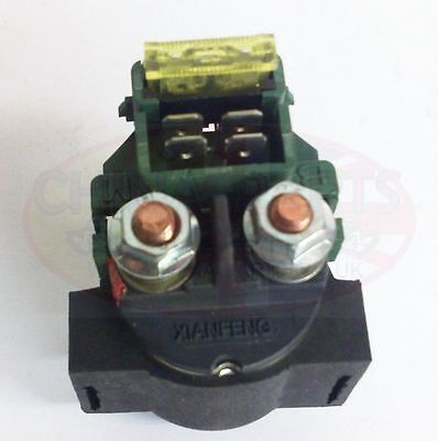 NEW STARTER RELAY SOLENOID SOLONOID TO FIT HONDA VT500E 1983 TO 1985