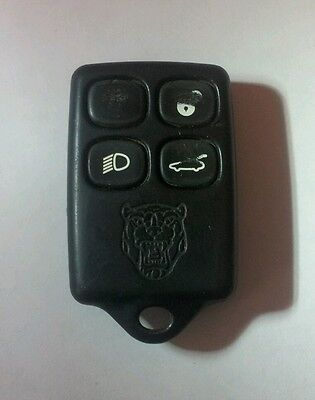 JAGUAR JAG XJ XK 4 button remote fob plip key repair service conversion