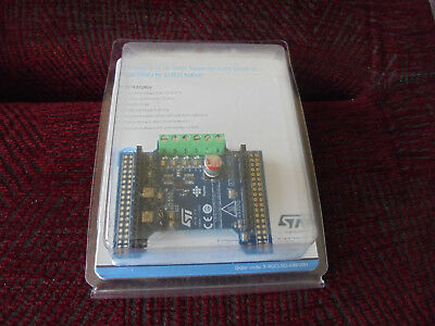 DC motor NUCLEO STSPIN840 DC DUAL Motor Controller/Driver board IHM15A1