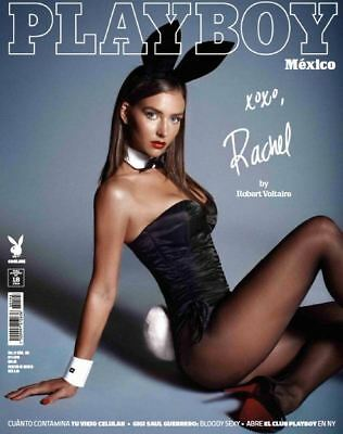 Playboy Mexico - November 2018  Electronic PDF magazine