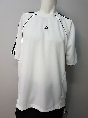 ADIDAS Men`s T-Shirt Top in White, Blue or Black