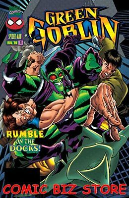 Green Goblin #11 (1996) 1St Printing Bagged & Boarded Marvel