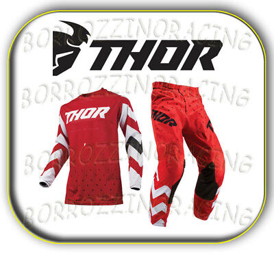 Kit Completo Bambino Thor Pulse Stunner S9Y Rosso / Bianco