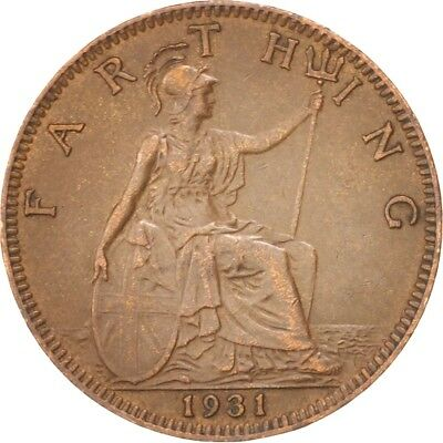 1912-1936 Farthing Of King George V.  You Choose Your Date!    One Coin/Buy!