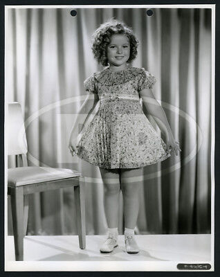 1936 Original 20th-Fox Keybook Fashion Photo - Shirley Temple Cinderella Frocks