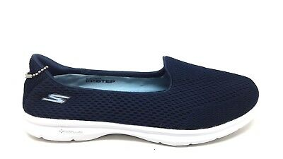 NEW! SKECHERS WOMEN'S GO STEP COSMIC Shoes NavyTeal #14346 176J z