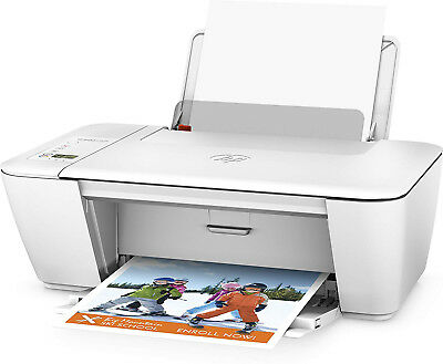 NEW HP Deskjet 2549 All-in-One inkjet Wireless Printer White