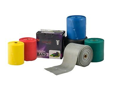 Fortress Type Theraband Resistance Bands, Nhs, Exercise Pilates Yoga Physio