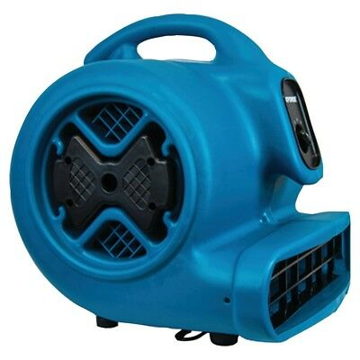 XPOWER P-630 Air Mover, Blower, Fan, Dryer, 1/2HP Induction Motor, Adjustable