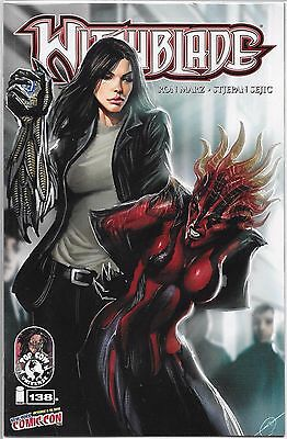 Witchblade # 138 New York Comic-con Edition