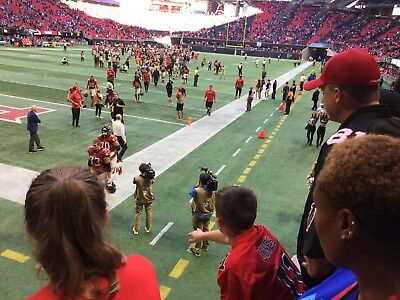 Cardinals at vs Falcons FRONT ROW 2 Tickets Make An Offer!December 16