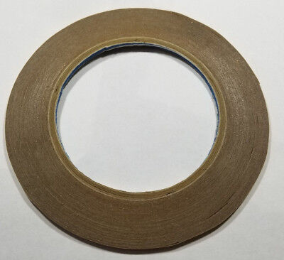 Adhesive Transfer Tape Clear 0.11811in (3mm) x 60yd. 3M F9469