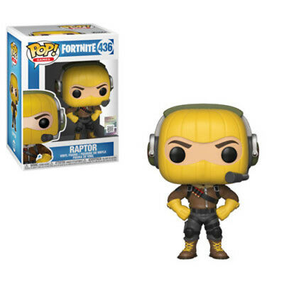 Fortnite - Raptor - Funko Pop! Games: (2018, Toy NUEVO)
