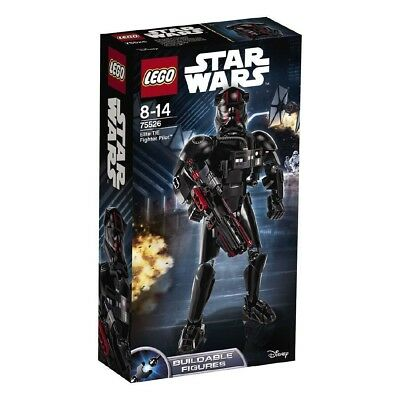Star Wars LEGO Elite TIE Fighter Pilot 75526. Delivery is Free