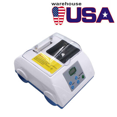 USA Stock Amalgamator Dental Digital High Speed Mixer HL-AH Amalgam Capsule G8