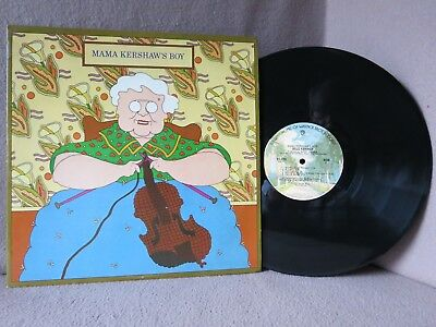 """ MAMA KERSHAW'S BOY "":  Doug Kershaw:  Warner Brothers # BS 2793 ~ 1974:  VG+!!"