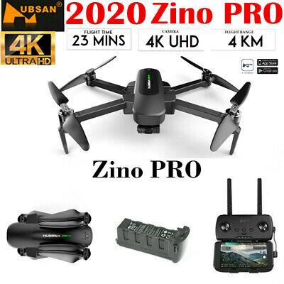 Hubsan Zino H117S Quadcopter Drone 4K Camera GPS WIFI FPV Waypoint 3 Axis Gimbal