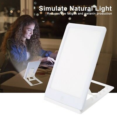 SAD Light Therapy Natural Daylight Therapy Lamp for Seasonal Affective Disorder