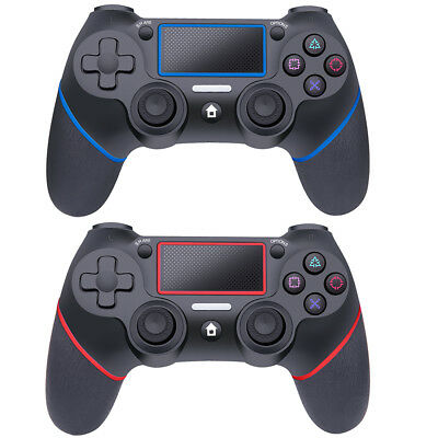 New Black Wireless Bluetooth Game Controller Pad For Sony PS4 Playstation 4