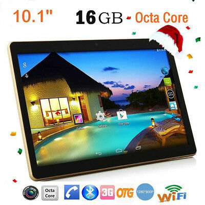"""10.1""""Inch HD 1G + 16G Android 4.4 Dual Sim&Camera Phone Wifi Phablet Tablet PC"""