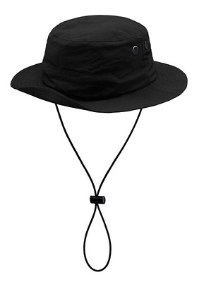 ... clearance supreme contrast boonie bucket hat size m l black fw18 supreme  new york 2018 ds 45c4f b8adef37a0ca