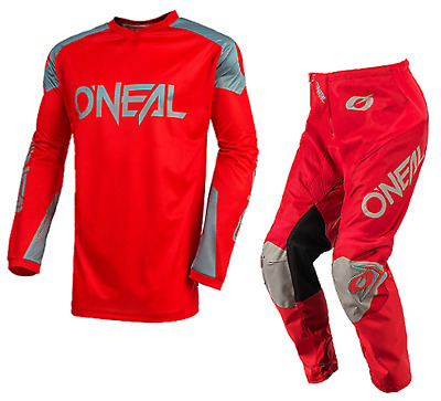 Motocross Race Suit Off Road Dirt Quad Bike Protection Adult Top Pant Set Yellow