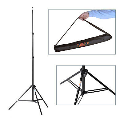 Photo Studio Light Stand - 2.1m | Luxlight®  | Portable Support with Carry Bag