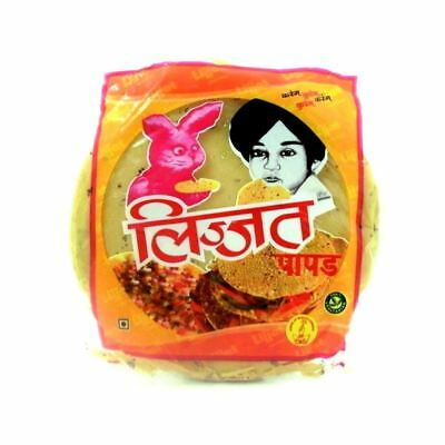 Lijjat Papad All Flavours-200G ( Pack of 3/6/12)