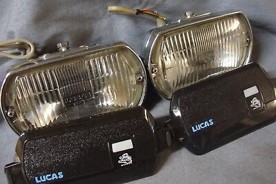 Lucas Model Ft8 Originaltype Jaguar Xj C30134 Series Coupe Lamps