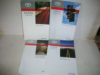 2013 toyota sienna owners manual pdf